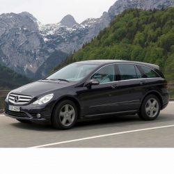 Autó izzók halogén izzóval szerelt Mercedes R (2006-2010)-hez