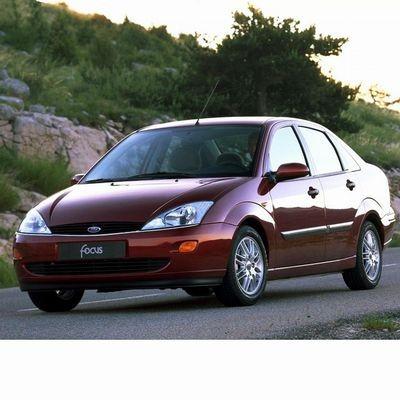 Autó izzók halogén izzóval szerelt Ford Focus Sedan (1998-2001)-hoz