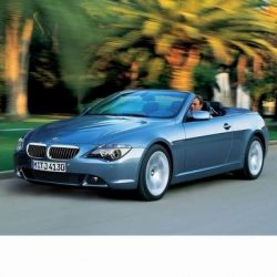For BMW 6 Cabrio (2004-2010) with Xenon Lamps