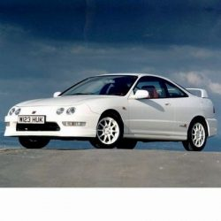 For Honda Integra (1993-2001) with Halogen Lamps