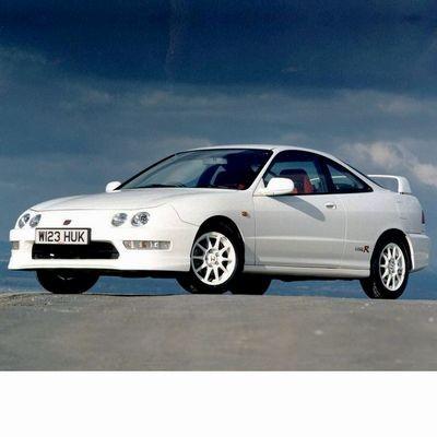Autó izzók halogén izzóval szerelt Honda Integra (1993-2001)-hoz