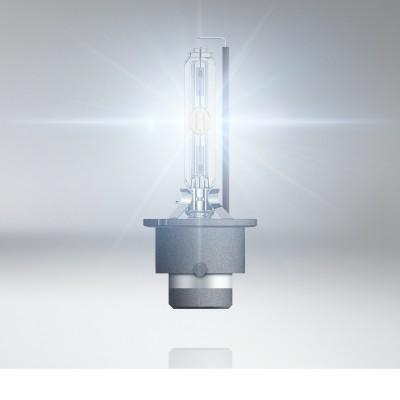 Emelt fényű, emelt színhőmérsékletű D2S Xenon