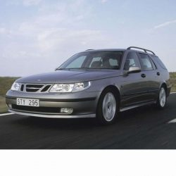 For Saab 9-5 Kombi (1998-2010) with Halogen Lamps