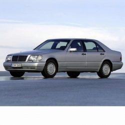 Autó izzók halogén izzóval szerelt Mercedes S (1995-1998)-hez