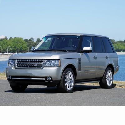 Autó izzók a 2010 utáni bi-xenon fényszóróval szerelt Range Rover-hez