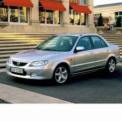 Mazda 323 (1998-2004) autó izzó