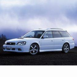 Autó izzók halogén izzóval szerelt Subaru Legacy Kombi (1998-2003)-hoz