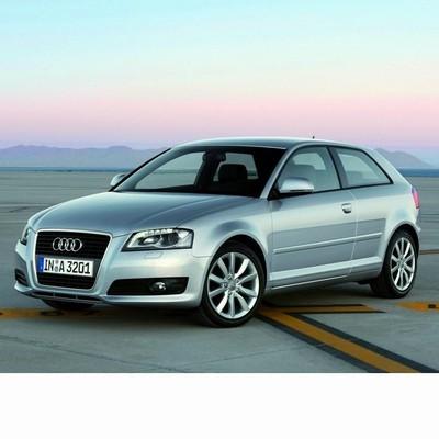 Autó izzók halogén izzóval szerelt Audi A3 (2009-2012)-hoz