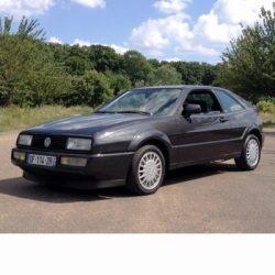 Autó izzók halogén izzóval szerelt Volkswagen Corrado (1987-1995)-hoz