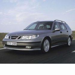 Saab 9-5 Kombi (1998-2010) autó izzó