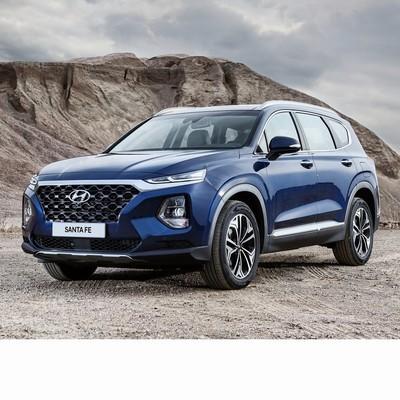 Hyundai Santa Fe (2019-) autó izzó