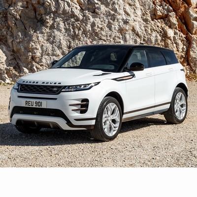 Range Rover Evoque (2019-) autó izzó