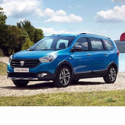 Autó izzók a 2015 utáni halogén izzóval szerelt Dacia Lodgy Stepway-hez