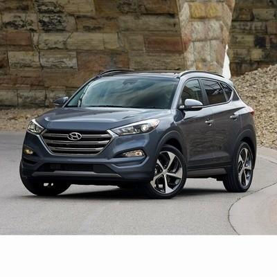 Hyundai Tucson (2015-2021) autó izzó