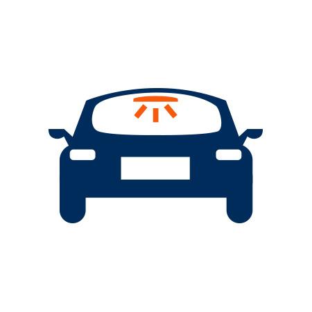 Pótféklámpa izzó Daihatsu Sirion-hoz