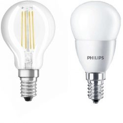 Kisgömb forma E14 LED