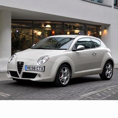 Autó izzók halogén izzóval szerelt Alfa Romeo MiTo (2008-2013)-hoz