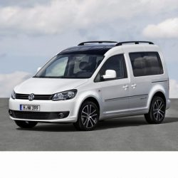 Autó izzók két halogén izzóval szerelt Volkswagen Caddy (2010-2015)-hez