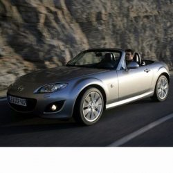 For Mazda MX-5 (2008-2015) with Halogen Lamps