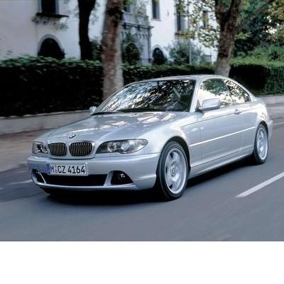 Autó izzók halogén izzóval szerelt BMW 3 Coupe (2003-2005)-hoz