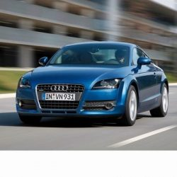 For Audi TT (2006-2011) with Bi-Xenon Lamps