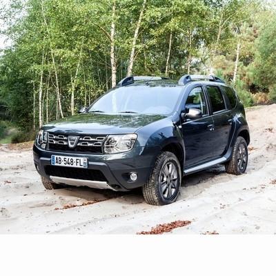 Autó izzók halogén izzóval szerelt Dacia Duster (2013-2017)-hez