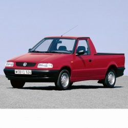 For Volkswagen Caddy (1995-2004) with Halogen Lamps