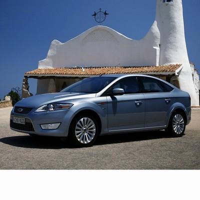 Autó izzók halogén izzóval szerelt Ford Mondeo (2007-2010)-hoz