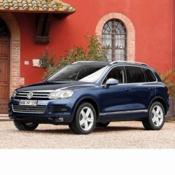 Autó izzók bi-xenon fényszóróval szerelt Volkswagen Touareg (2010-2014)-hez