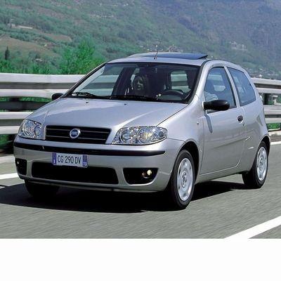 Autó izzók halogén izzóval szerelt Fiat Punto (2003-2005)-hoz