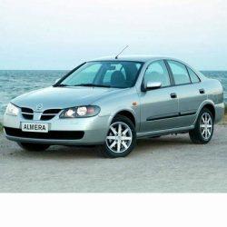 Autó izzók halogén izzóval szerelt Nissan Almera Sedan (2003-2006)-hoz