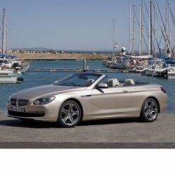 Autó izzók a 2011 utáni bi-xenon fényszóróval szerelt BMW 6 Cabrio (F12)-hoz