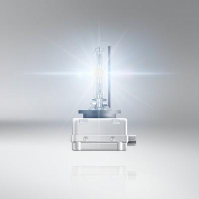 Emelt fényű, emelt színhőmérsékletű D1S Xenon