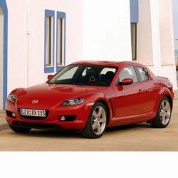 Autó izzók xenon izzóval szerelt Mazda RX-8 (2003-2012)-hoz