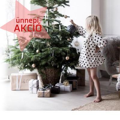 Karácsonyi akciós világítás