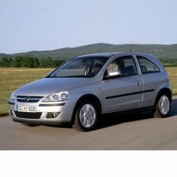 For Opel Corsa C (2000-2006) with Xenon Lamps
