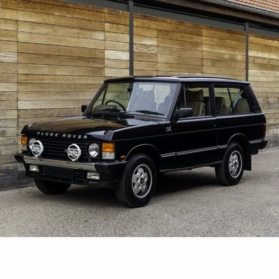 Range Rover (1970-1995) autó izzó