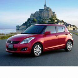 Autó izzók a 2010 utáni halogén izzóval szerelt Suzuki Swift-hez