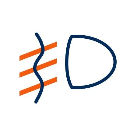 Ködlámpa izzó Citroen DS3 (2014-2016)-hoz