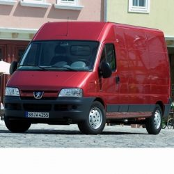 For Peugeot Boxer (2002-2006) with Halogen Lamps