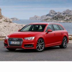 Audi A4 Avant (8W5) 2015 autó izzó