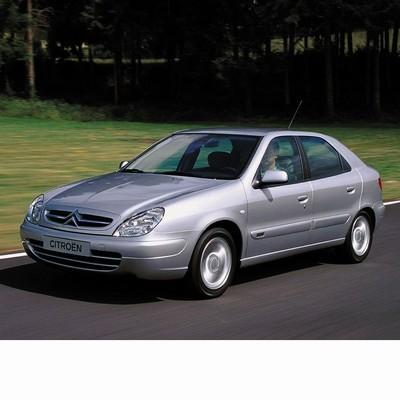 Autó izzók két halogén izzóval szerelt Citroen ZX (1991-1998)-hez