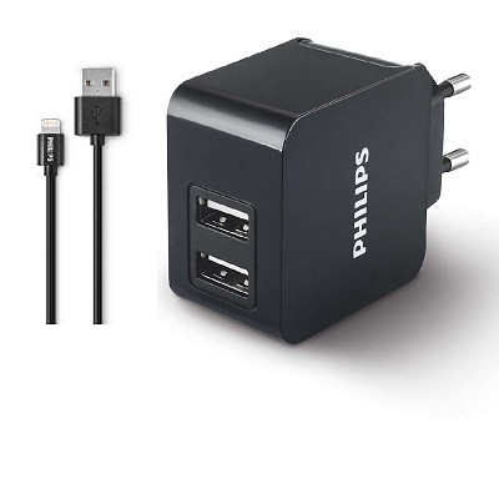 Philips USB hálózati töltő és kábel