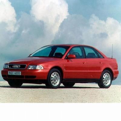 Autó izzók két halogén izzóval szerelt Audi A4 (1994-1998)-hez