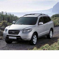 Hyundai Santa Fe (2007-2012) autó izzó