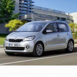 Autó izzók a 2011 utáni halogén izzóval szerelt Skoda Citigo-hoz