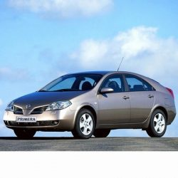 Autó izzók halogén izzóval szerelt Nissan Primera (2002-2008)-hoz