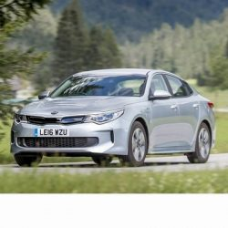 Kia Optima (2015-) autó izzó