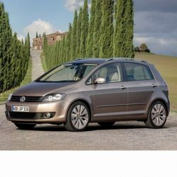 For Volkswagen Golf Plus (2009-2014) with Bi-Xenon Lamps