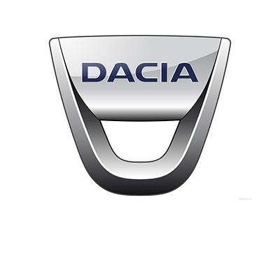 Dacia autó izzó